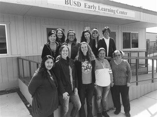 Early Learning Center Staff